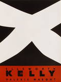 Galerie Maeght, 1958 Reproduction pour collectionneur par Ellsworth Kelly