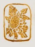 Carnets Intimes 08 Sammlerdruck von Georges Braque