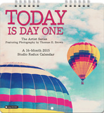 Today Is Day One Studio Redux - 2015 Mini Calendar Calendars