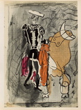 Carnets Intimes 13 Collectable Print by Georges Braque