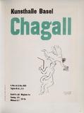 Af 1953 - Kunsthalle Basel Reproductions de collection par Marc Chagall
