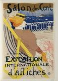 La passagère du 54 II Collectable Print by Henri de Toulouse-Lautrec