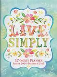 Live Simply TMWY Planner - 2015 Engagement Calendar Calendars