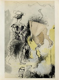 Carnets Intimes 14 Collectable Print by Georges Braque