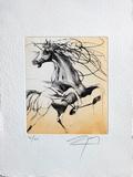 Jean-marie Guiny - Suite Équestre I Limitovaná edice