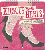 Kick Up Your Heels Studio Redux - 2015 Mini Calendar Calendars