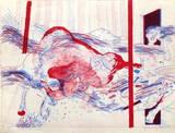 L'Incendie dans l'Ecurie Limited Edition by  Gerardiaz
