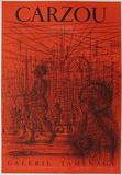 Galerie Tamenaga Sammlerdruck von Jean Carzou
