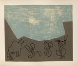 LC - Bacchanale IV Impressões colecionáveis por Pablo Picasso
