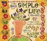 Simple Life - 2015 Calendar Calendars
