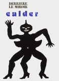Dlm212 - Critter I Reproduction pour collectionneur par Alexander Calder