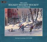 Hockey Hockey Hockey - 2015 Calendar Calendars