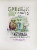 AF 1956 - Galerie 65 Samlertryk af Pablo Picasso