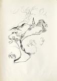La Princesse de Babylone 43 (Suite NB) Reproduction pour collectionneur par Kees van Dongen