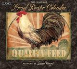 Proud Rooster - 2015 Calendar Calendars