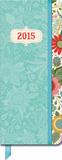 Secret Garden Jotter Planner - 2015 Engagement Calendar Calendars