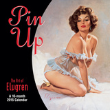 Pin Ups (In House) - 2015 Calendar Calendars