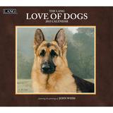 Love Of Dogs - 2015 Calendar Calendars