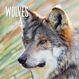 Wolves - 2015 Calendar Calendriers