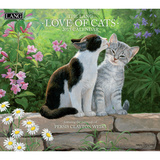 Love Of Cats - 2015 Calendar Calendars