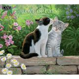 Love Of Cats - 2015 Calendar Calendars