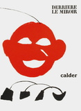 Derrier le Mirroir, no. 221: Couverture Collectable Print by Alexander Calder