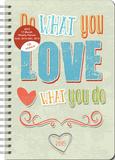 Do What You Love Medium Flexi Planner - 2015 Engagement Calendar Calendars