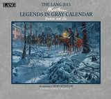 Legends In Gray - 2015 Calendar Calendars