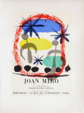 Af 1959 - Constellations Chez Berggruen De collection par Joan Miró