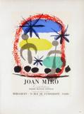 Af 1959 - Constellations Chez Berggruen コレクターズプリント : ジョアン・ミロ