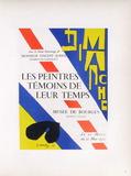AF 1953 - Les Peintres Témoins De Leur Temps Lámina coleccionable por Henri Matisse
