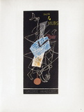 AF 1956 - Galerie Maeght Collectable Print by Georges Braque
