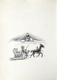 La Princesse de Babylone 27 (Suite NB) Reproduction pour collectionneur par Kees van Dongen
