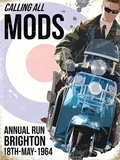 Calling All mods Tin Sign