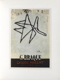 AF 1956 - Galerie Maeght Samlertryk af Georges Braque
