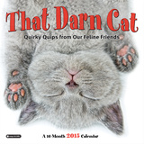 That Darn Cat - 2015 Calendar Calendars