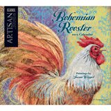 Bohemian Rooster - 2015 Calendar Calendars