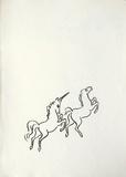 La Princesse de Babylone 29 (Suite NB) Reproduction pour collectionneur par Kees van Dongen