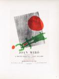 AF 1958 - Berggruen Et Cie Samlertryk af Joan Miró