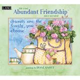Abundant Friendship - 2015 Calendar Calendars