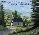 Country Churches - 2015 Calendar Calendars