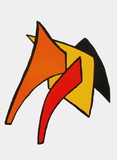 Dlm141 - Stabiles VI Reproductions pour les collectionneurs par Alexander Calder