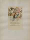 Dessins : La fille Elisa IV Collectable Print by Henri de Toulouse-Lautrec