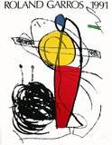 1991 - Miro コレクターズプリント : ジョアン・ミロ