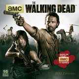 Walking Dead - Calendrier 2015 Calendriers