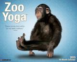 Zoo Yoga - 2015 Calendar Calendars