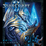 StarCraft II - 2015 Calendar Calendriers