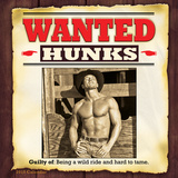 WANTED: Hunks - 2015 Calendar Calendars