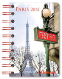 Paris - 2015 Deluxe Pocket Engagement Calendar Calendars