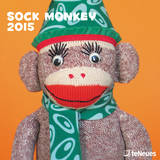Sock Monkey - 2015 Calendar Calendars
